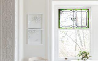Passen glas in lood ramen in jouw huis?