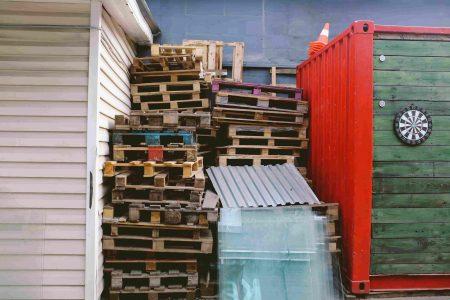 Een verbouwing eenvoudig maken met een container